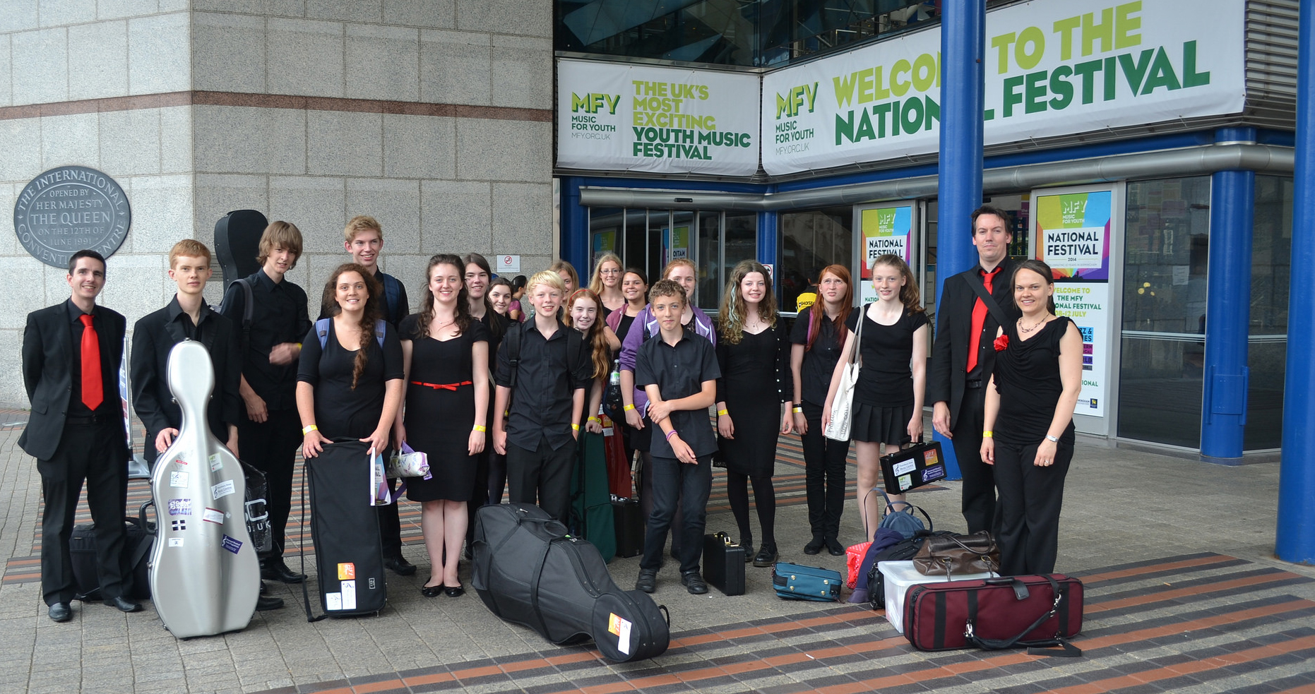 south gloucestershire's youth orchestra - the south cotswold Youth Orchestra