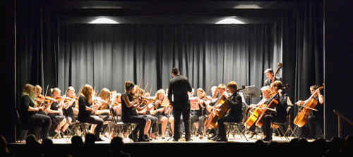 south cotswold youth orchestra - music centre - south glos